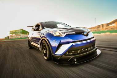Toyota C-HR R-Tuned - najszybszy crossover